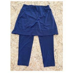 SanSoleil Ladies UPF 50 SolCool Capri skirt XS